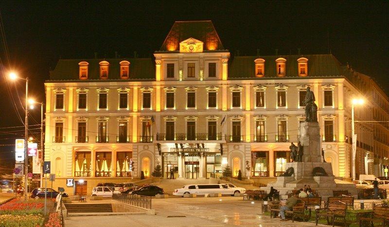 Hotel Traian Iași