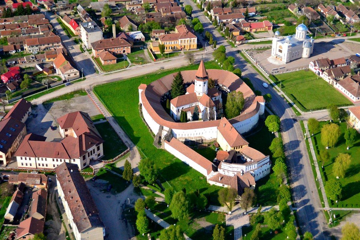 The Prejmer Citadel