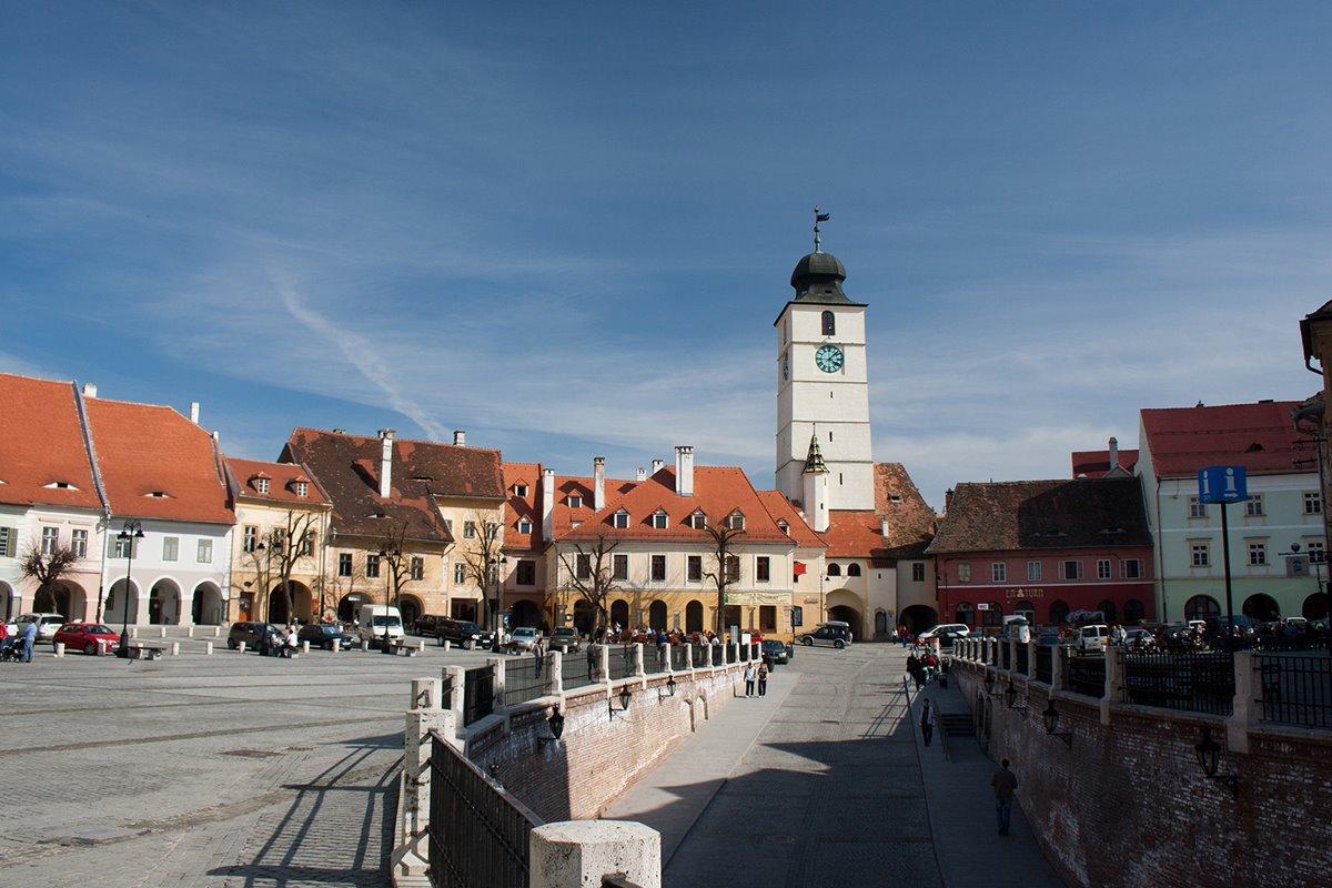 Sibiu, Old Town