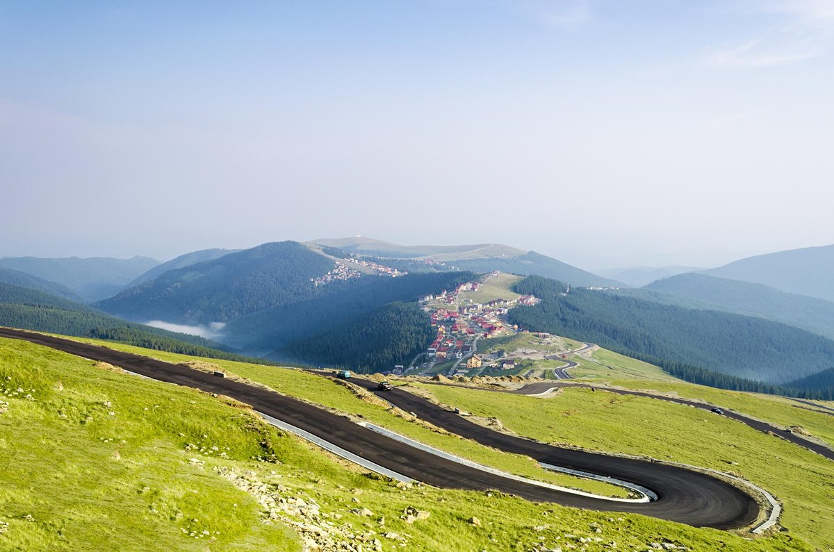 Told you Transalpina was nice…
